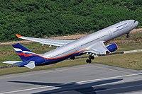 VP-BDE - A333 - Aeroflot