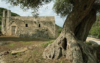 Stylos - The St. John the Theologian Church in Stylos