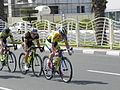 Ahead of the peleton (12382836145).jpg