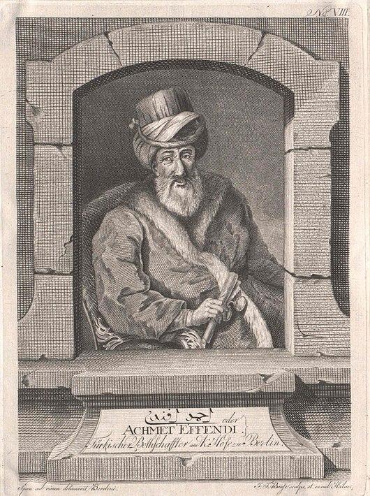 Ahmed Resmi Greek