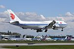Air China, Boeing 747-89L, B-2481 - PAE (22164370010).jpg