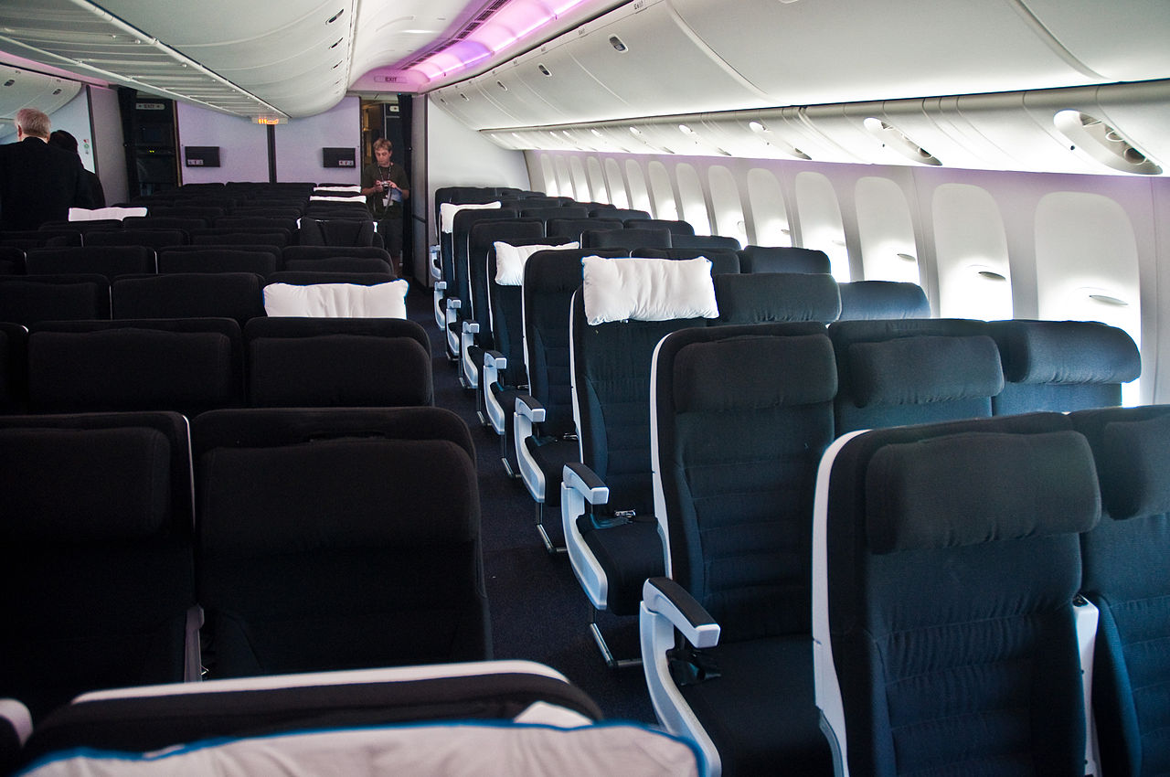 File air new zealand 39 s new 777 300er interior economy for New interior