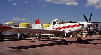Air Tractor - Image: Air Tractor AT 602
