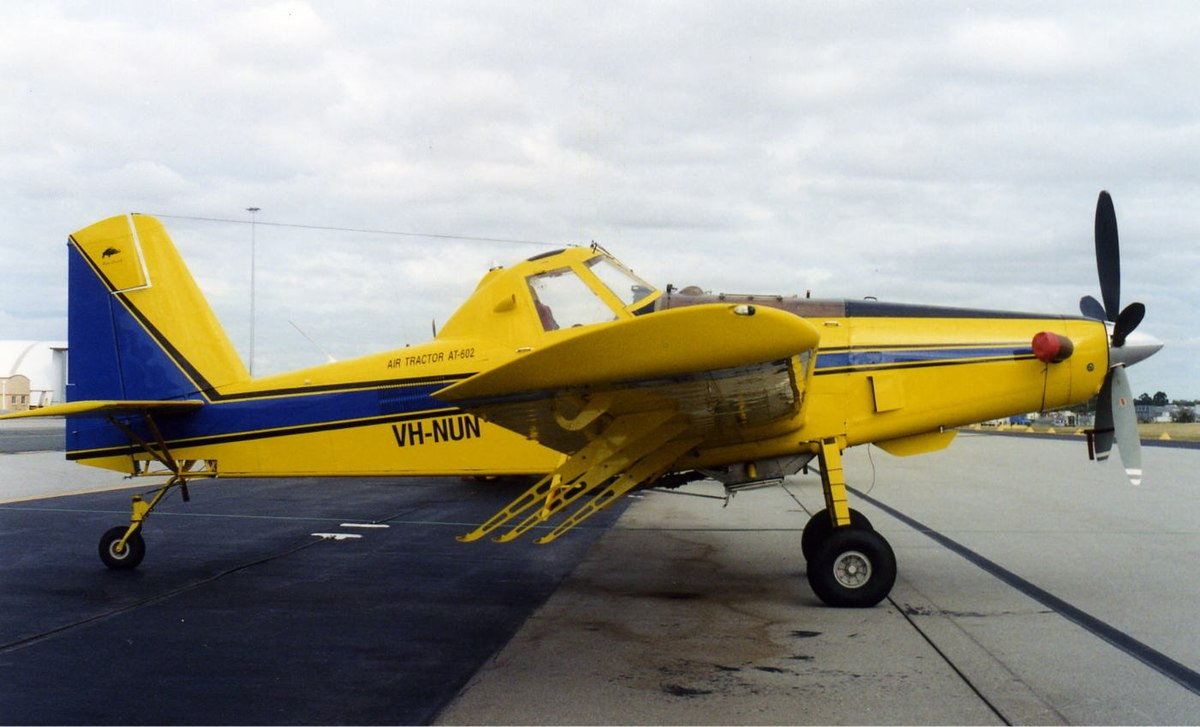 Air Tractor AT-602 - Wikipedia
