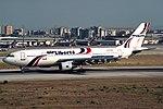 Airbus A300B4-622R, Air Liberte JP6199740.jpg