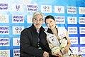 Akiko Suzuki and Hiroshi Nagakubo Cup of China 2010.jpg