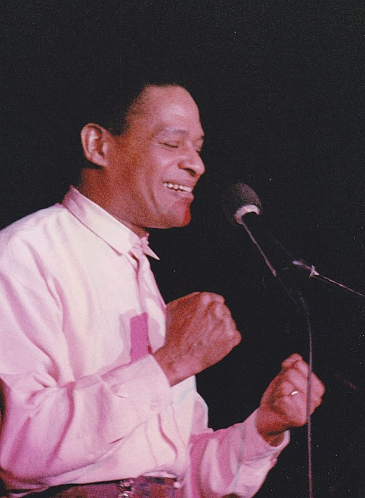 Al Jarreau in 1986.