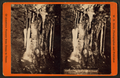 Alabaster candles, Manitou Grand Caverns, by W. E. Hook 2.png