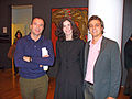 Alan Miller, Megan McArdle and Christopher Hayes by David Shankbone.jpg