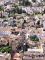 Albaicin z Alhambry - panoramio.jpg