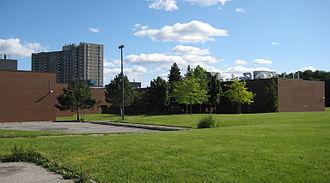 Agincourt, Toronto - Albert Campbell Collegiate Institute is a public secondary school located in Agincourt.