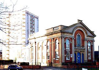 Albion Congregational Church Church in Nottingham, England