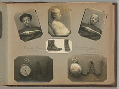 Album of Paris Crime Scenes - Attributed to Alphonse Bertillon. DP263814.jpg
