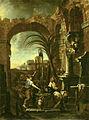 Alessandro Magnasco - Christ and the Samaritan Woman - 73.PA.71 - J. Paul Getty Museum.jpg