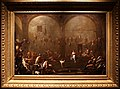 Alessandro magnasco, riunione di soldati e di boemi, 1710-20 ca.jpg