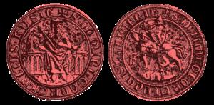Yuri I of Galicia - Image: Alex K Yuri Boleslav seal