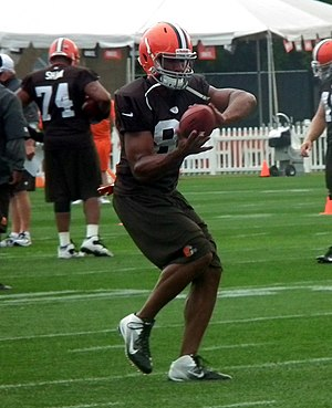 Alex Smith (tight end) - Smith with the Cleveland Browns in 2012.