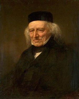 Alexander Blair (writer) - Alexander Blair, portrait by Hugh Carter