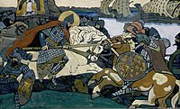Alexander Nevsky Striking Birger Jarl.jpg