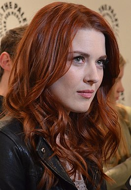 Alexandra Breckenridge in 2012
