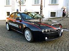 c586faba643 Carabinieri - Wikipedia