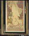 Alfons Mucha - 1896 - La Dame aux Camélias - Sarah Bernhardt - Original Scan 2.tiff