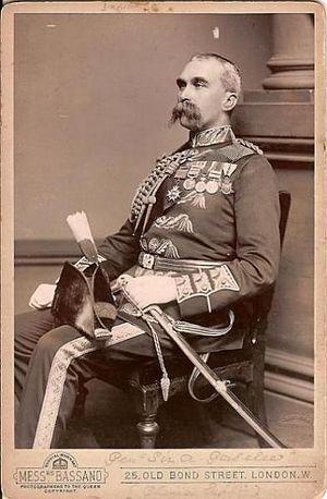 Alfred Gaselee - Sir Alfred Gaselee