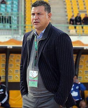 Ali Daei - Daei in 2016