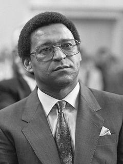 Allan Boesak South African anti-apartheid activist