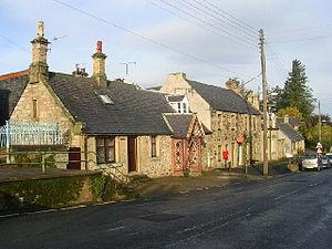 Allanton, Scottish Borders - Allanton Village