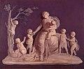 Allegorische voorstelling van een vrouw met putti Centraal Museum 2357.jpg