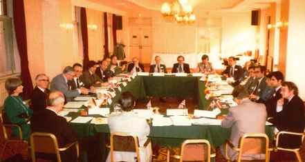 Alliott Group worldwide conference history-441px