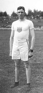 Alma Richards American athlete