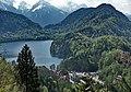 Alpsee 阿爾波湖 - panoramio.jpg
