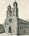 Altamura facciata della cattedrale xilografia di Barberis 1898.jpg