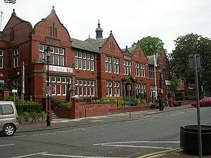 Altrincham - Altrincham Town Hall