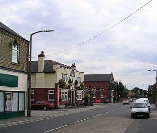 Alverthorpe Former village in Wakefield, West Yorkshire, England