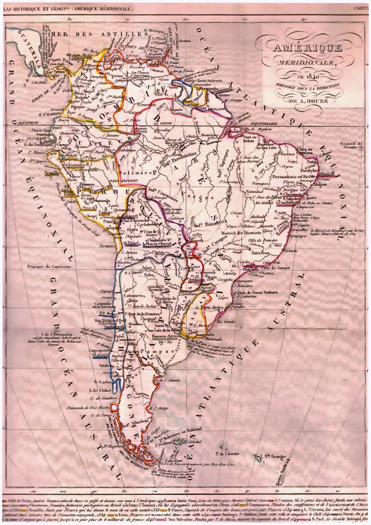 Histoire de l 39 argentine wikip dia Histoire des jardins wikipedia