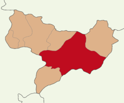 Amasya location Merkez.png
