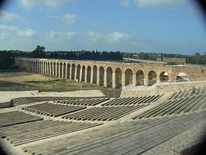 Lohamei HaGeta'ot - Ottoman Era Aqueduct Serving Acre