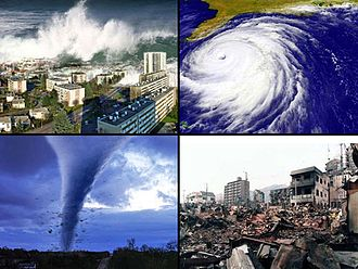 Disaster risk reduction - Different kinds of Disasters