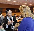 Ambassador Donahoe Meeting Rebiya Kadeer.jpg