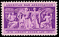 American Bar Association 3c 1953 issue U.S. stamp.jpg