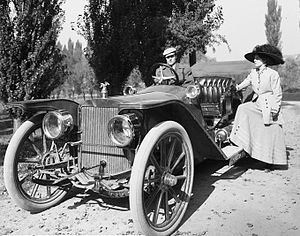 American Motor Car Company - 1909 American Traveler