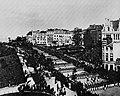 Amerikanischer Photograph um 1897 - Rückkehr von Grants Grab (Zeno Fotografie).jpg