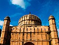 An afternoon at Mosque of Lalbagh Fort.jpg