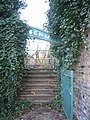 An entrance to the Greenway, West Ham - geograph.org.uk - 335450.jpg