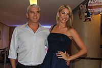 Ana Hickmann and husband Alexandre Corrêa. 82cdd1b4d7