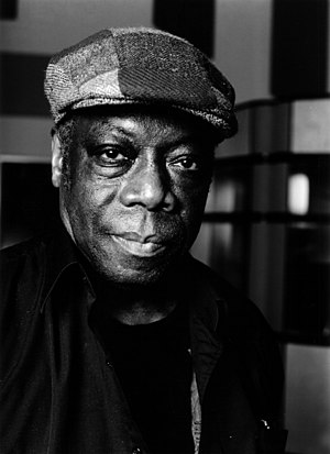 Andrew Cyrille - photo by Shawn Brackbill
