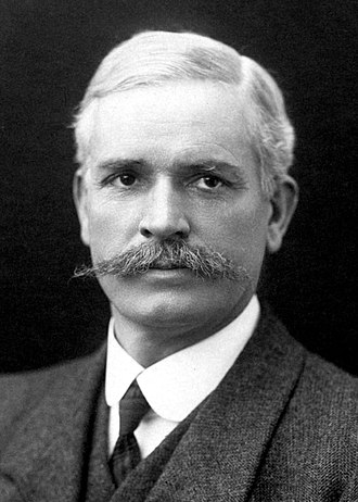 1913 Australian federal election - Image: Andrew Fisher 1912 (b&w)